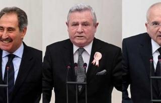 AKP'DEN ÜÇ VEKİL DAHA İSTİFA ETTİ