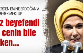 ÜNLÜ SPİKERDEN EMİNE ERDOĞAN'A ZEHİR ZEMBEREK...