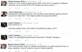 AP'NİN KARARINA TEPKİLER GECİKMEDİ