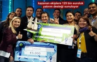 Avrupa Birliği destekli Yeşil İş Fikri Yarışması...