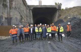 """DSİ Genel Müdürü Acu: """"Kırık Barajı inşaatı..."""