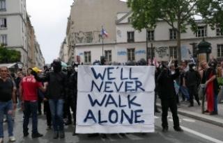 Fransa'da Macron karşıtı gösteriler devam ediyor