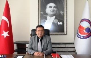 Genel Başkan Mehmet Balık: Kalbimiz Filistin'li...