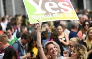 İrlanda'da Kürtaj referandumu sonuçlandı