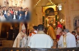 Meryem Ana Kilisesi ibadete açıldı