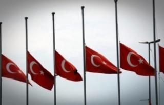 Türkiye 3 gün süreyle ulusal yas ilan etti