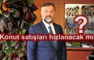 """Z. Altan Elmas: """"1 milyon 450 bin konut satışı..."""