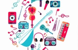Güzel Sanatlar Liseleri Türk Halk Müziği CD'si...