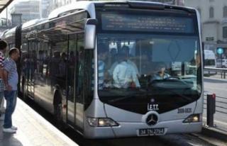 İstanbul'da toplu taşıma bayramda yüzde 50 indirimli,...