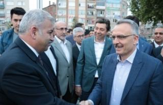 """Maliye Bakanı Naci Ağbal: """"Özel Sektörün..."""