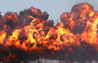 Afganistan'da Patlama Meydana Geldi Ölü ve Yaralılar...