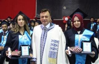 Esogü Tıp Fakültesi'nde Mezuniyet Sevinci...
