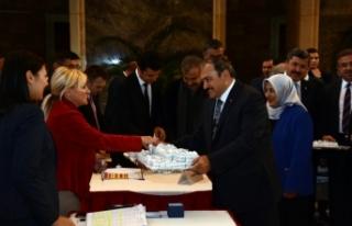 Orman ve Su İşleri Bakanı Veysel Eroğlu: Kaydını...