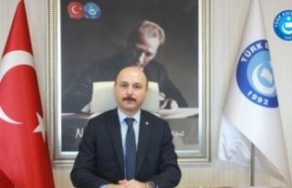 Türk Eğitim-Sen Genel Başkanı Talip Geylan: Hayırlı...