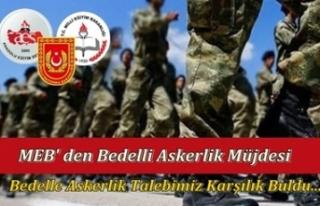 AES: Bedelli Askerlik Talebimiz Karşılık Buldu