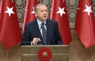 Cumhurbaşkanı Erdoğan Çok Sert Konuştu! Şu An...