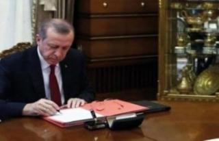 Cumhurbaşkanı Erdoğan'dan Çok Kritik Atama!...