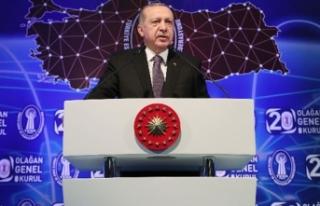 Cumhurbaşkanı Erdoğan: Faiz Konusunda Hassasiyetim...