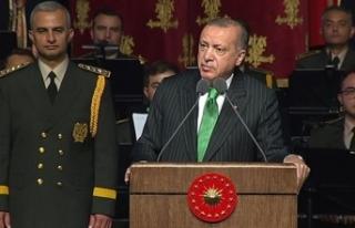 Cumhurbaşkanı Erdoğan Net Konuştu: Kriz Falan...
