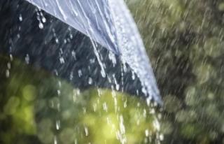 Meteoroloji Uyardı: Çok Kuvvetli Sağanak Yağış...