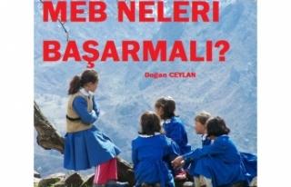 Milli Eğitim Bakanlığı Önümüzdeki Süreçte...