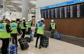 Muhteşem Dev Açılışa Az Zaman Kaldı! Yeni Havaalanında...