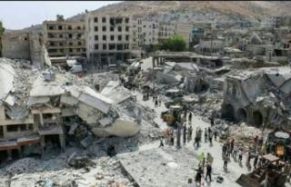 Suriye'de Kim Kiminle Savaşıyor? İç Savaşın...