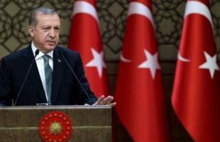 Cumhurbaşkanı Erdoğan'dan Vatandaşlara Flaş...