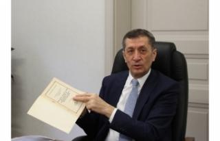 Milli Eğitim Bakanı Ziya Selçuk: Sorunları Güçlü...