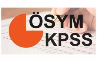 2018 KPSS Önlisans Soru ve Cevaplarını Yayımladı...