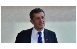 Milli Eğitim Bakanı Ziya Selçuk, Kayseri'nin...