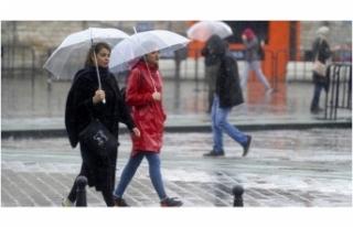 O İllerde Yaşayanlar Dikkat: Kuvvetli Yağış Geliyor