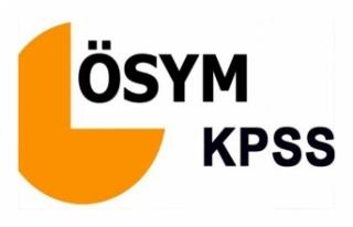 2018 KPSS Merkezi Atama Sonuçları Açıklandı
