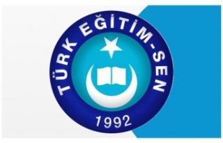 Türk Eğitim Sen: Alan Değişikliğinde Beklentiler...