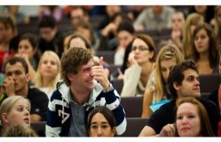 Yükseköğretime Erişimde Avrupa Birincisiyiz