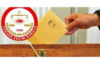 31 Mart Seçimleri İçin Partilerin Birleşik Oy...