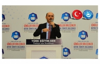 Genel Başkan Geylan: MEB'den Beklentimiz Adaleti...