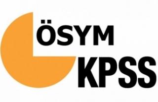 KPSS Başvuru ve Sınav Tarihleri: ÖSYM 2019 Sınav...