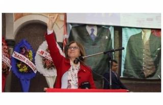 MHP, Nevşehir'in İlk Kadın Belediye Başkan...