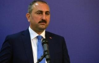 Adalet Bakanı Abdulhamit Gül Gündeme Dair Flaş...