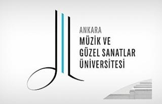 Ankara Müzik ve Güzel Sanatlar Üniversitesi Rektörlüğüne...