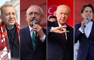 Liderler Uzun Süren Seçim Kampanyasında Yoğun...