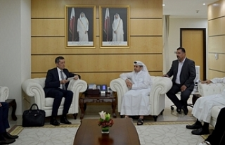 Milli Eğitim Bakanı Selçuk'un Katar Temasları