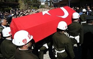 Şehit Uzman Çavuş Samet Özkan'ın Cenazesi...