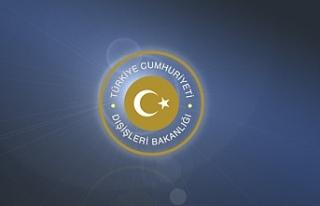 T.C. Brüksel Büyükelçiliği 'ne Türk Uyruklu...