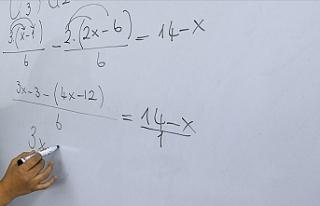 Türkçe, Matematik ve Fen Derslerindeki Başarı...