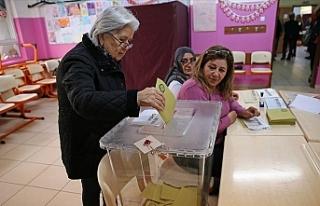 Türkiye, Yerel Yöneticileri Seçmek İçin Sandık...
