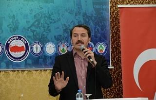Yalçın Yozgat'tan Kamu İşveren Heyeti'ne Seslendi