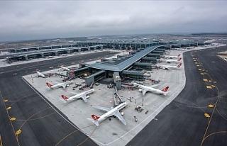 İstanbul Havalimanı 26 ve 28 Nisan'da Uçuş...