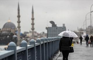 Meteoroloji'den Yurt Genelinde Soğuk Hava Uyarısı